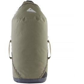 Klättermusen Glitner Duffelbag 60l, dusty green